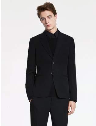 Calvin Klein modern wool jacket