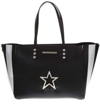Marc Ellis Christie Black Faux Leather Bag