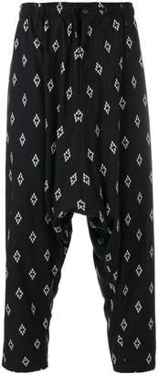 Marcelo Burlon County of Milan Cross trousers