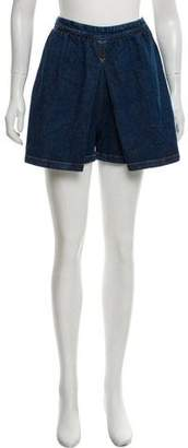 Marc by Marc Jacobs Tailored Chambray Shorts