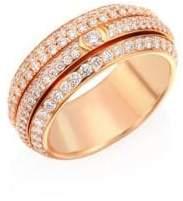 Piaget Possession Diamond& 18K Rose Gold Ring