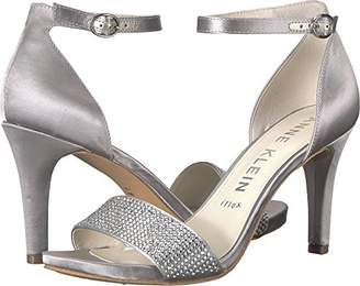 Anne Klein Women's Odree Ankle Strap Evening Heeled Sandal