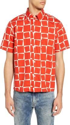 Levi's 1950s Regular Atomic Square Woven Shirt