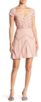 Free People Elle Mini Dress