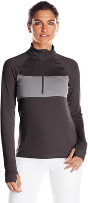 Champion Women's 1/4 Zip Running Jacket