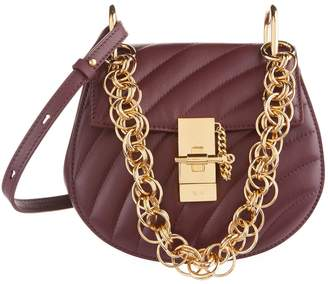 Chloé Mini Quilted Drew Bijou Shoulder Bag