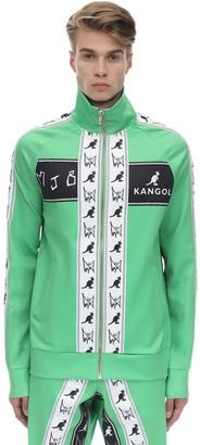 Burton Mjb Marc Jacques Mjb X Kangol Zip-up Track Jacket