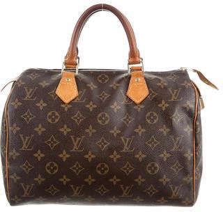 Louis VuittonLouis Vuitton Monogram Speedy 30