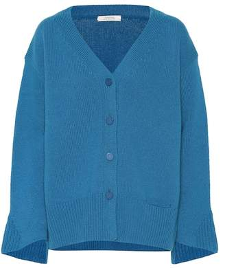 Schumacher Dorothee Faithful Fascination wool and cashmere cardigan