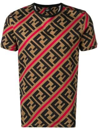 Fendi Double F logo T-shirt