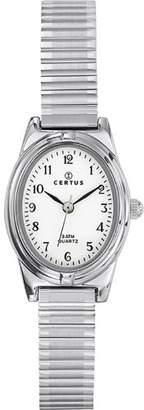 Argento Certus Paris Women's 641339 Classic Quartz Expansion Band Wrist Watch