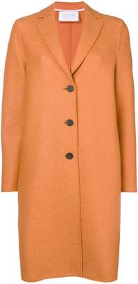 Harris Wharf London single breasted coat