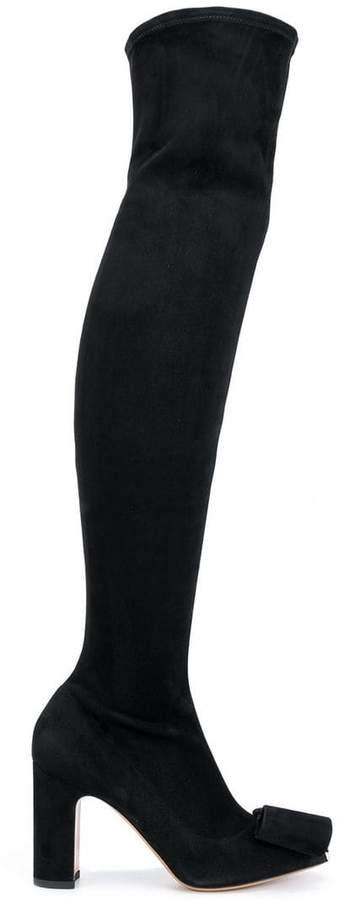 Valentino Garavani over-the-knee boots