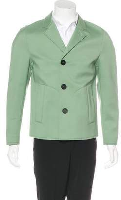 Burberry Three-Button Jacket