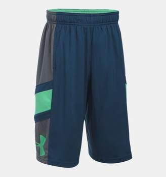 Under Armour Boys' UA Step Back Shorts
