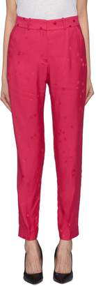 Equipment x Tabitha Simmons 'Warsaw' star jacquard pants