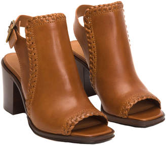 Frye Women's Charlize Shield Leather Sandal