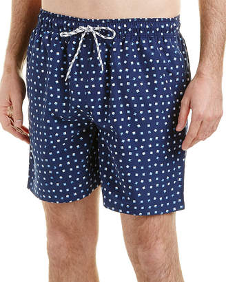 Brooks Brothers Montauk Swim Trunk