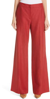 f9f5cb69c313 Max Mara Red Women's Pants - ShopStyle