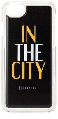 CITYSHOP (シティショップ) - CITYSHOP LOGO iPhone case IN THE CITY
