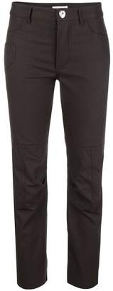 Sonia Rykiel slim cropped trousers