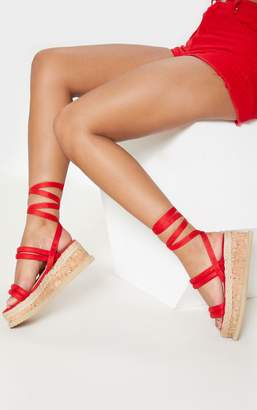 51104c23713b PrettyLittleThing Espadrilles for Women - ShopStyle UK