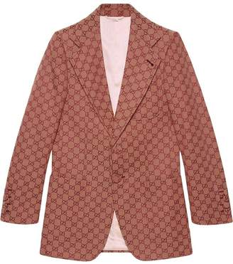 Gucci GG canvas jacket