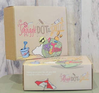 Squiggle Dot & Squeeze 'Time To Travel' Creative Play Kit