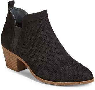 Style&Co. Style & Co. Myrrah Perforated Booties
