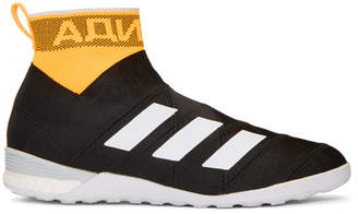 Gosha Rubchinskiy Black adidas Originals Edition Nemeziz High-Top Sneakers