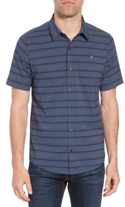 Travis Mathew Quiver Regular Fit Sport Shirt
