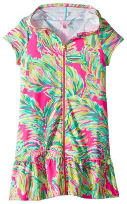 Lilly Pulitzer Cooke Cover-Up Girl's Swimwear