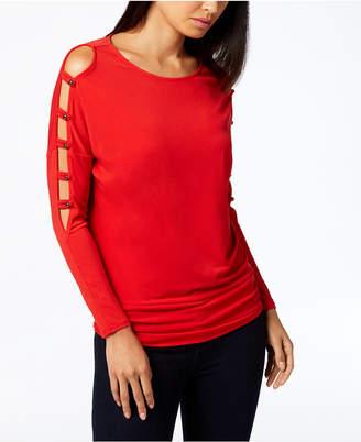 Thalia Sodi Cutout Top, Created for Macy's