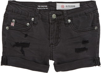 AG Jeans (エー ジー) - AG The Heather Roll Cuff Shorts