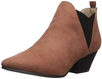 Qupid Women's RHYTHM-15 Ankle Boot