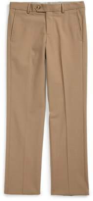 Nordstrom 'Parker' Modern Fit Stretch Trousers (Toddler Boys, Little Boys, Big Boys & Husky)