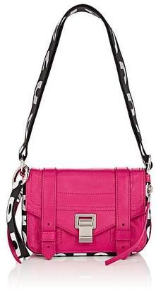 Proenza Schouler Women's PS1+ Mini Leather Crossbody Bag