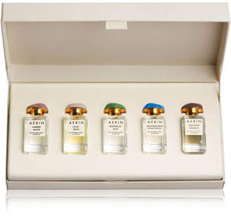 AERIN Limited Edition Fragrance Discovery Set, 5 x 0.1 oz./ 4.0 mL