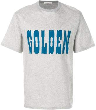 Golden Goose Golden print T-shirt