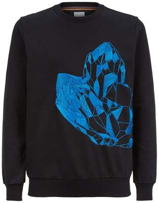 a48d3698f5342 Paul Smith Black Sweatshirt - ShopStyle UK