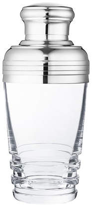 clear Saint Louis Crystal Oxymore Cocktail Shaker,