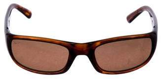 Maui Jim Square Tinted Sunglasses