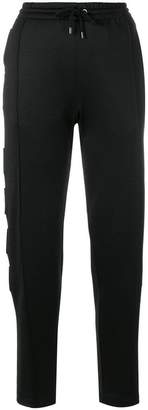 Marcelo Burlon County of Milan Flags track trousers