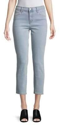 J Brand Ruby High-Rise Crop Jeans