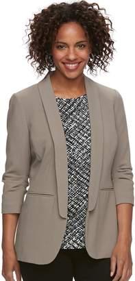 Apt. 9 Petite Shawl Collar Blazer