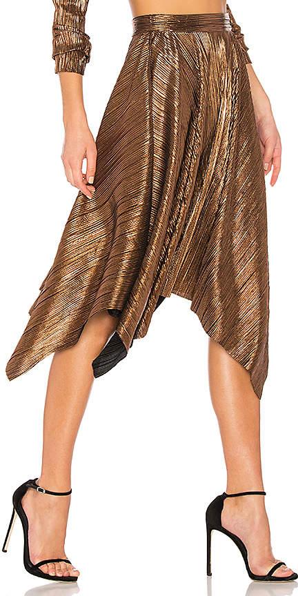 x REVOLVE Penny Skirt