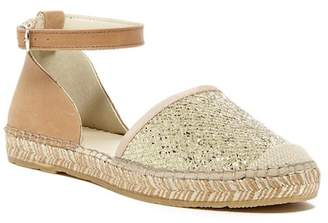 Andre Assous Ingrid Ankle Strap Flat $110 thestylecure.com