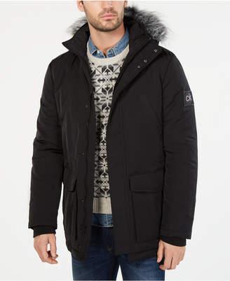 Calvin Klein Men's Heavyweight Puffer Jacket