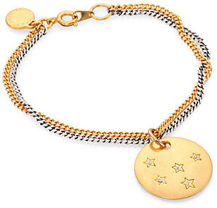Marc by Marc Jacobs Starlight Two-Tone Pendant Bracelet