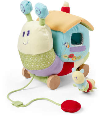 Baby Essentials Prodotto Softly Snail Activity Fun House Toy